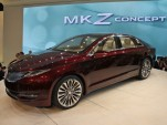 2013 Lincoln MKZ concept