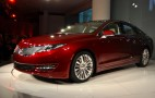 2013 Lincoln MKZ: New York Auto Show Live Shots