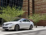 2013-2014 Lincoln MKZ Hybrids Recalled For Transmission Issue