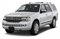 2013 Lincoln Navigator 2WD 4-door Angular Front Exterior View