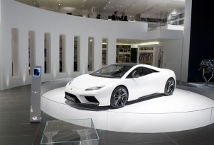 2013 Lotus Esprit Concept