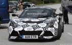 2012 Lotus Exige Spy Video