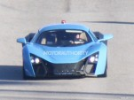 2013 Marussia B2 spy shots