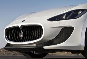 2013 Maserati GranTurismo Convertible MC