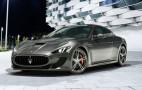 Maserati Updates GranTurismo MC Stradale For 2013 Geneva Show