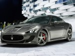 2013 Maserati GranTurismo MC Stradale