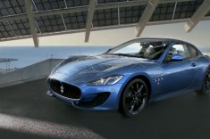 2013 Maserati GranTurismo Sport