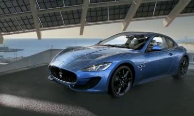 2013 Maserati GranTurismo Photos