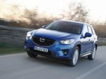 2013 Mazda CX-5 Compact SUV Gets EPA-Rated 35 MPG Hwy