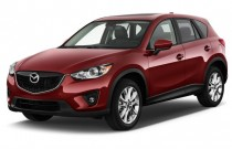 2013 Mazda CX-5 FWD 4-door Auto Grand Touring Angular Front Exterior View