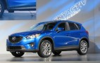 2013 Mazda CX-5 Specs And Live Photos: 2011 L.A. Auto Show