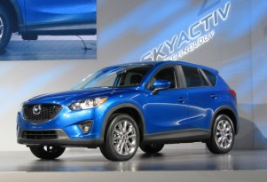 2013 Mazda CX-5 Earns Top Safety Pick From IIHS