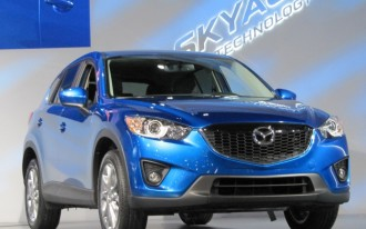 2013 Mazda CX-5: Compact Crossover Makes North American Debut At 2011 Los Angeles Auto Show