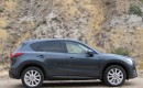 2013 Mazda CX-5 Kicks Compact Crossover Gas Mileage Higher