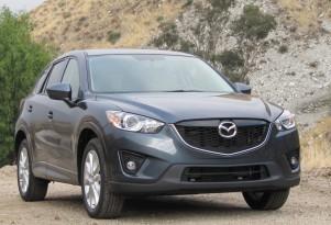 2013 Mazda CX-5 Crossover Priced