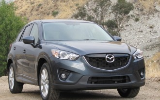 2013 Mazda CX-5: First Drive Of All-New Compact Crossover