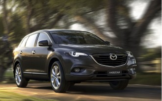 2013 Mazda CX-9, 2013 Dodge Dart Aero, McLaren P1: Car News Headlines