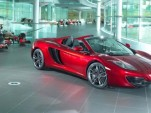 2013 McLaren MP4-12C Spider Neiman Marcus Edition