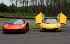 McLaren Spider On Track, 2014 Mercedes GLA, Bumblebee Camaro: Today's Car News