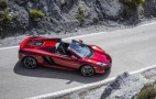 2013 McLaren MP4-12C Spider Revealed