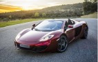 June Auto Sales, 4th Of July, 2013 McLaren MP4-12C Spider: Today's Car News