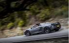 2013 McLaren MP4-12C Spider Hits 213 MPH: Video
