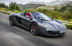 McLaren 12C Models Recalled Due To Defective Wiper Design