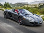 2013 McLaren MP4-12C Spider
