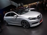 2013 Mercedes-Benz A Class live photos