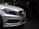 Mystery Mercedes That Will Get Electric Powertrain Is A-Class: Report