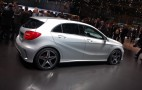 2013 Mercedes-Benz A Class Live Gallery: 2012 Geneva Motor Show