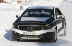 2013 Mercedes-Benz A Class Spy Shots