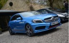 2013 Mercedes-Benz A Class: U.S-Bound Premium Compact Driven
