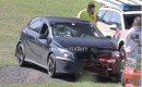 2013 Mercedes-Benz A45 AMG spy shots