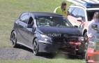 2013 Mercedes-Benz A45 AMG Spy Shots