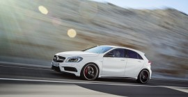 2013 Mercedes-Benz A45 AMG