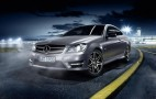 First Look At The 2013 Mercedes-Benz C Class' New AMG Sports Pack