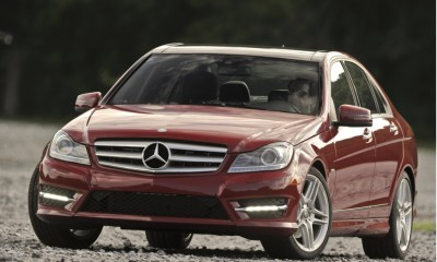 2013 Mercedes-Benz C Class Photos