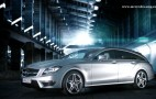 Mercedes Shows Off The 2013 CLS63 AMG Shooting Brake: Video
