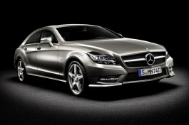 2013 Mercedes-Benz CLS Class