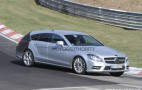 2013 Mercedes-Benz CLS Shooting Brake Spy Video