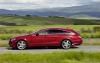 2013 Mercedes-Benz CLS Shooting Brake: Official Details, Gallery