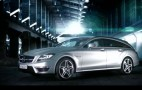 2013 Mercedes-Benz CLS63 AMG Shooting Brake Leaked: Video