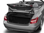 2013 Mercedes-Benz E Class 2-door Cabriolet E350 RWD Trunk