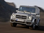 2013 Mercedes-Benz G63 AMG