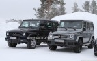 2013 Mercedes-Benz G63 AMG Spy Shots