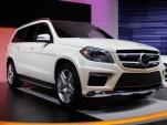 2013 Mercedes-Benz GL Class, 2012 New York Auto Show