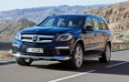 2013 Mercedes-Benz GL Class Leaked: 2012 New York Auto Show