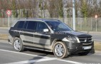 2013 Mercedes-Benz GL Class Debuting At New York Auto Show