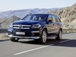 2013 Mercedes-Benz GL Class SUV Recalled For Seat Belt Anchor Bolt Issue